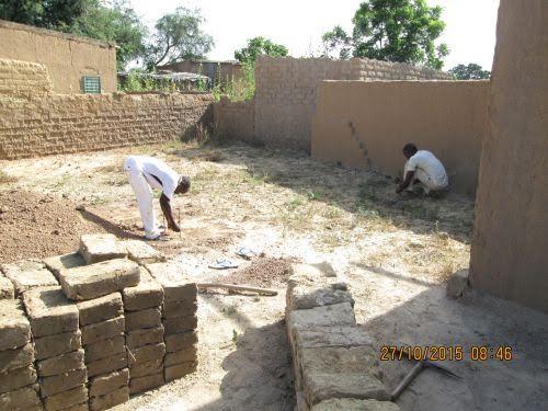 CONSTRUCTION GOMORÉ 1